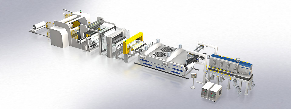 "BREYER filmlines - Extrusion line ""CellProtect"" for solar film"