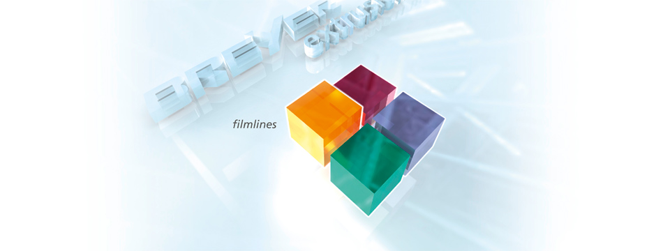 BREYER filmlines - for optical, technical, thermoforming and solar applications.